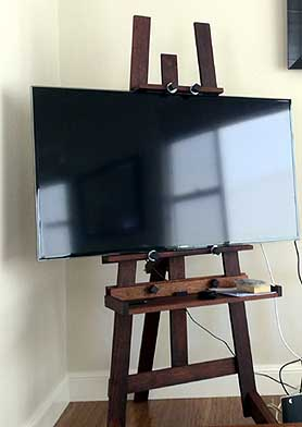 Television Easel