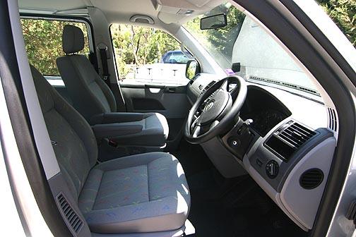 2008 Volkswagen Transporter Tiptronic Crewvan 2.5 litre TDI 128 kw 400 nm