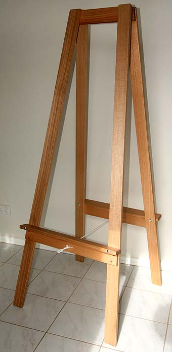 Easel Double Sided